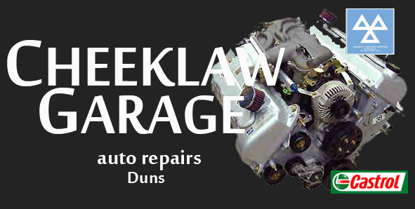 Cheeklaw Garage